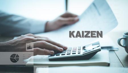 79718136 - kaizen concept
